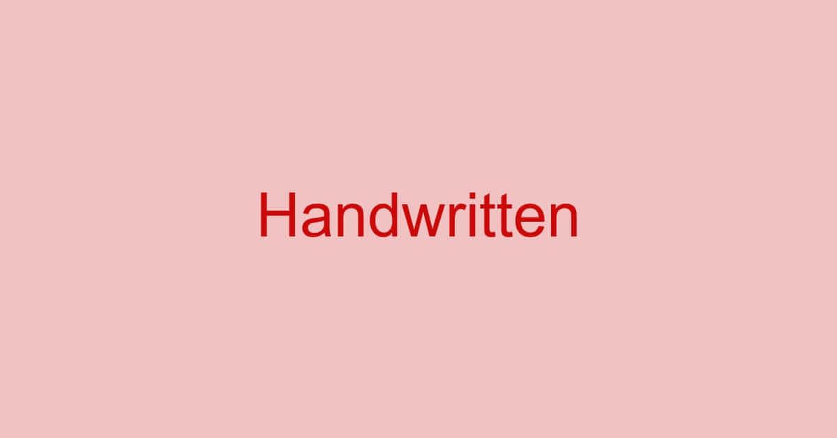 手書きによるPDFの書き込み/入力方法のまとめ(アプリ紹介など)