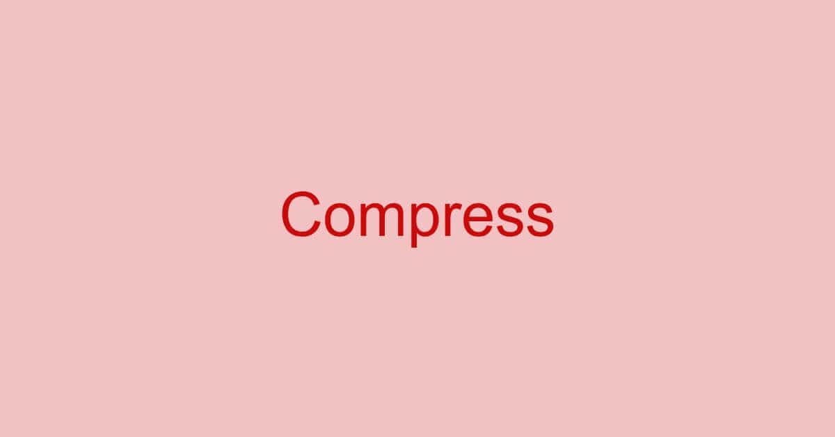 PDFを軽くするには?ファイルサイズを圧縮する方法(縮小/軽量化)