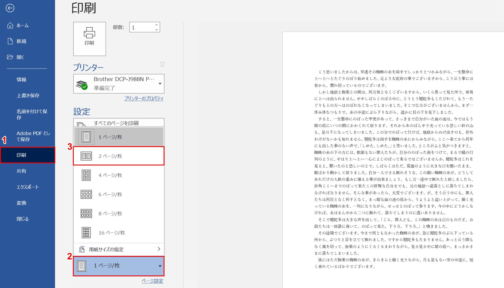 2ページ/枚