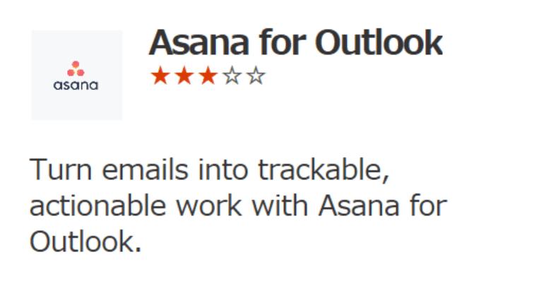 asana for outlook