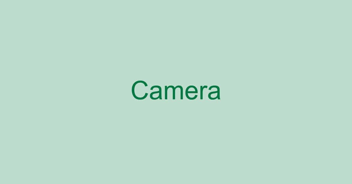 エクセルのカメラ機能とは?使い方や使えない場合の対処法