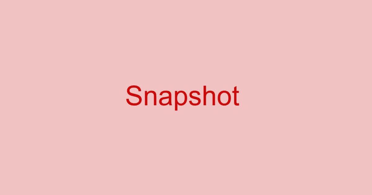 PDFのスナップショットに関する情報(解像度や設定方法など)