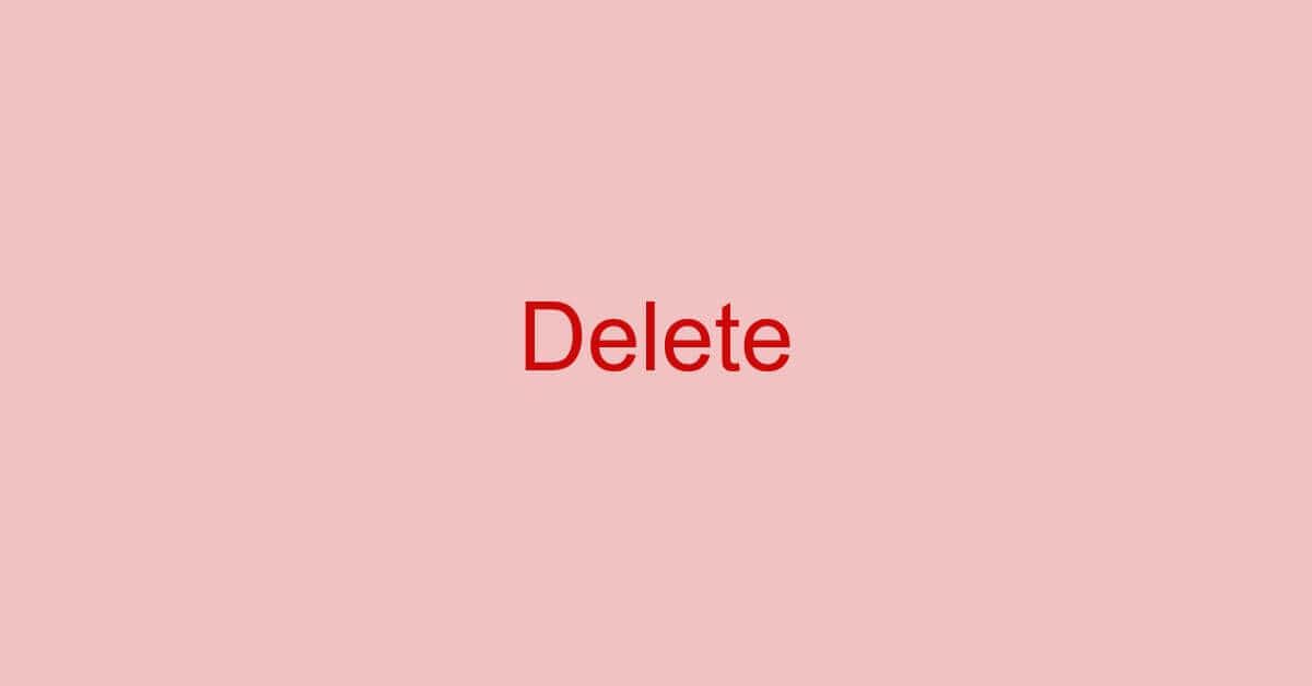 PDFの削除に関する情報(余白やページを無料で削除する方法含む)