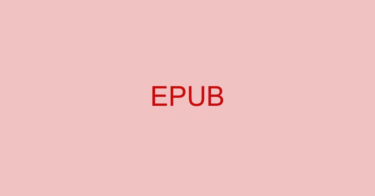 EPUBとPDFを相互に変換する方法(縦書きの場合含む)