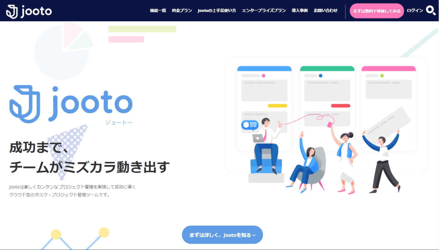 Jooto(ジョートー)