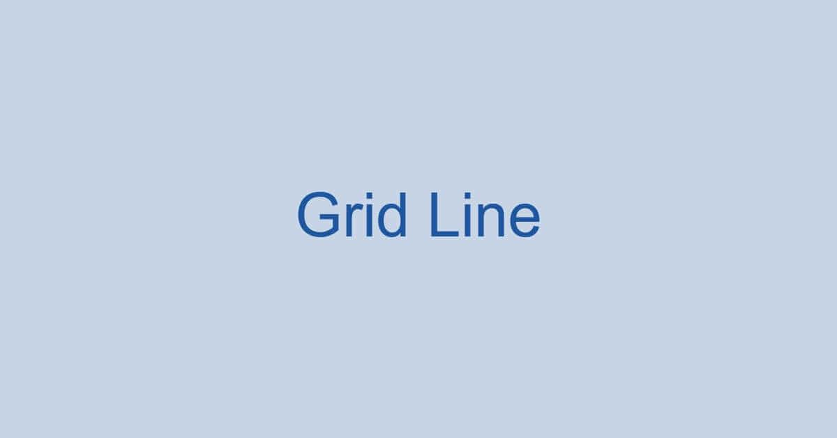 ワードのグリッド線の情報まとめ(線を消す方法や印刷方法など)