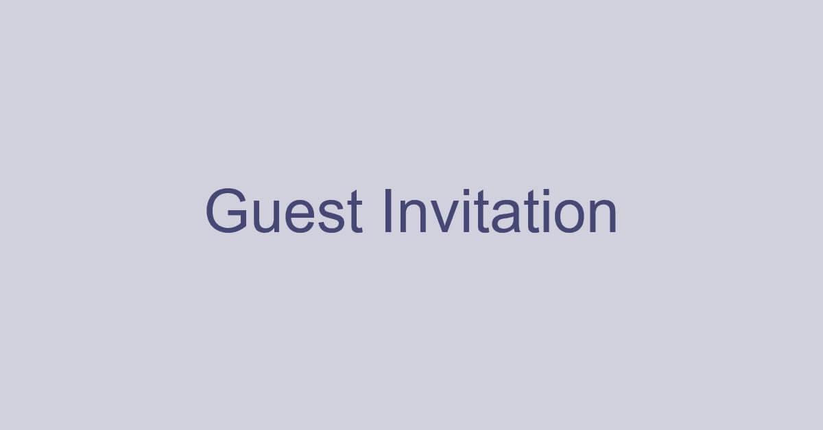 Teamsでゲストを招待する方法とゲストとして参加する方法