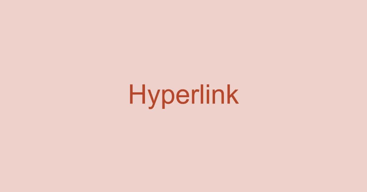 パワーポイントでのハイパーリンクの使い方や様々な設定方法など