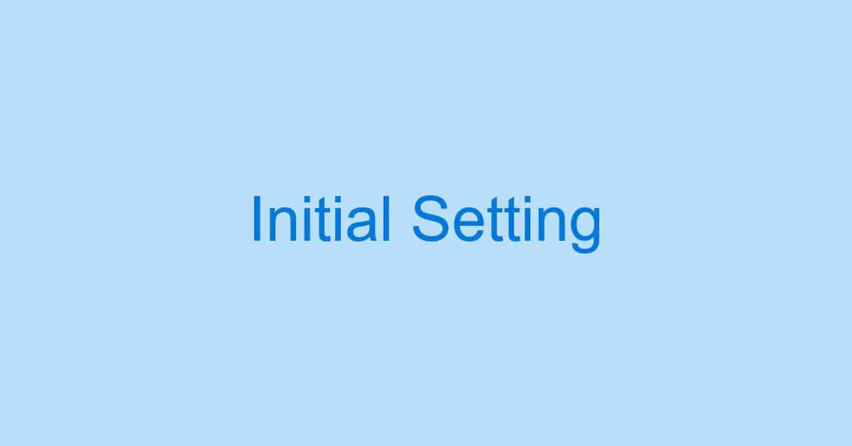 Outlookの初期設定を行う方法(Windows 10の場合)