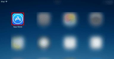 App Storeの選択