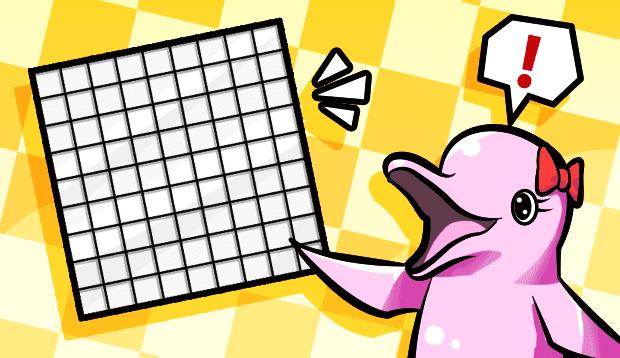 Excel方眼紙作成に便利!一気に行と列の幅を均等にそろえる方法