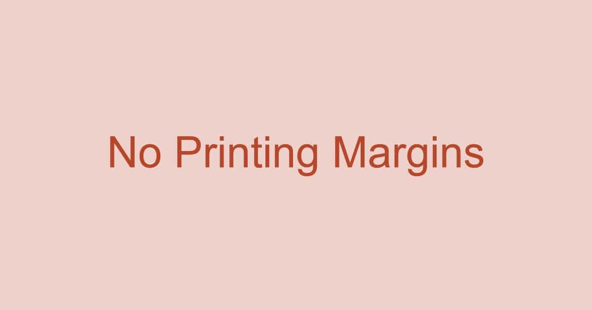 パワーポイントの複数スライド印刷を余白なしで行う方法