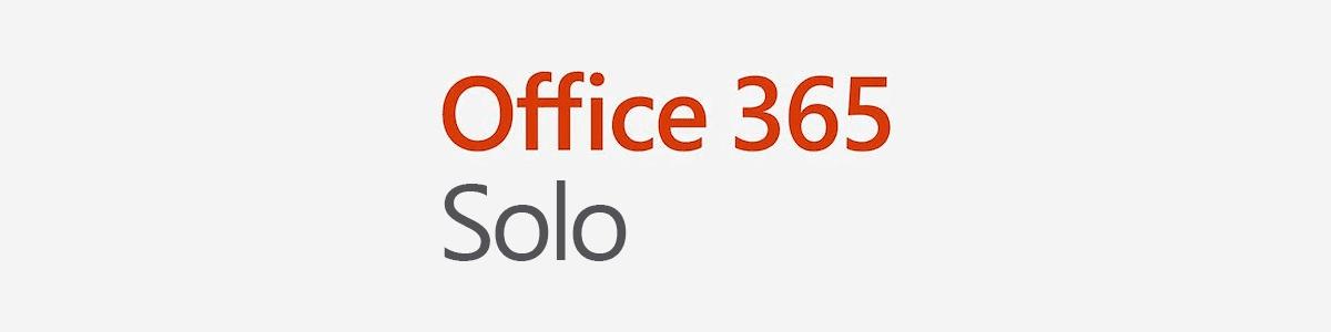 Office 365 Solo logo