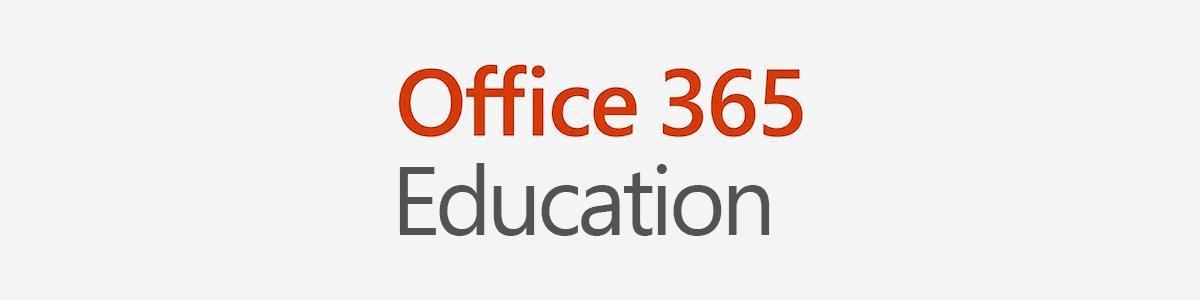 Office 365 Education logo