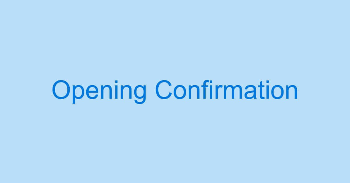 Outlookでメールの開封を確認する通知設定方法