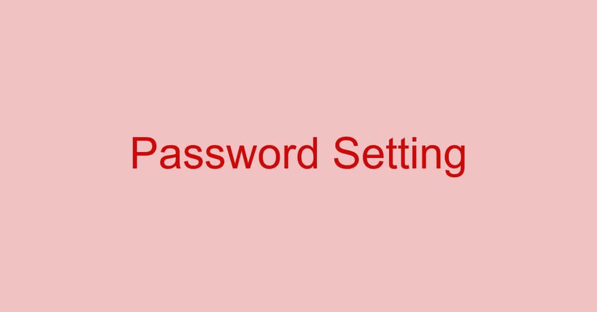 PDFに無料でパスワードを設定する方法(鍵のかけ方から解除まで)