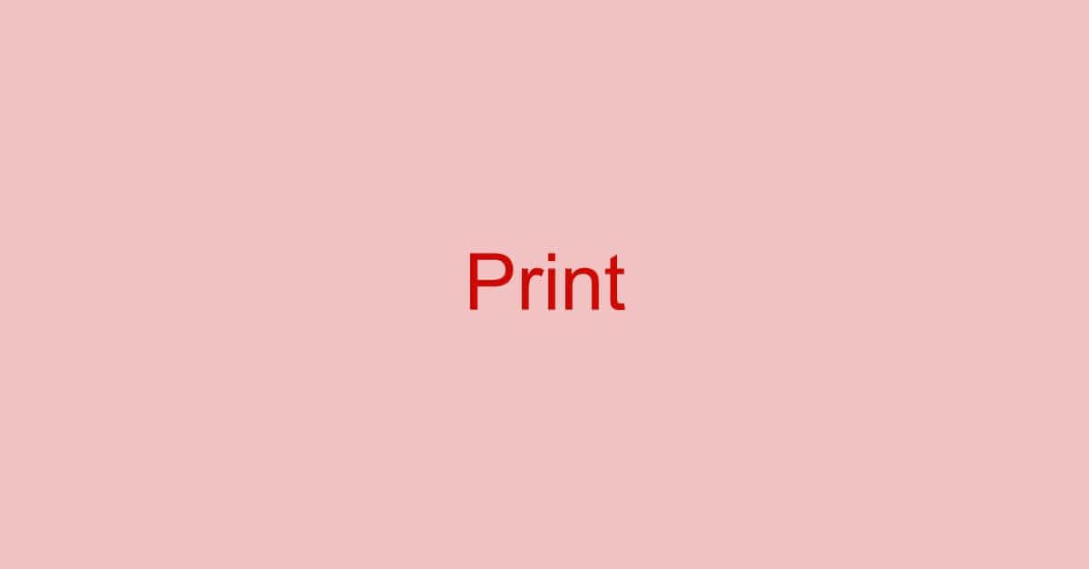 PDFファイルを印刷する方法