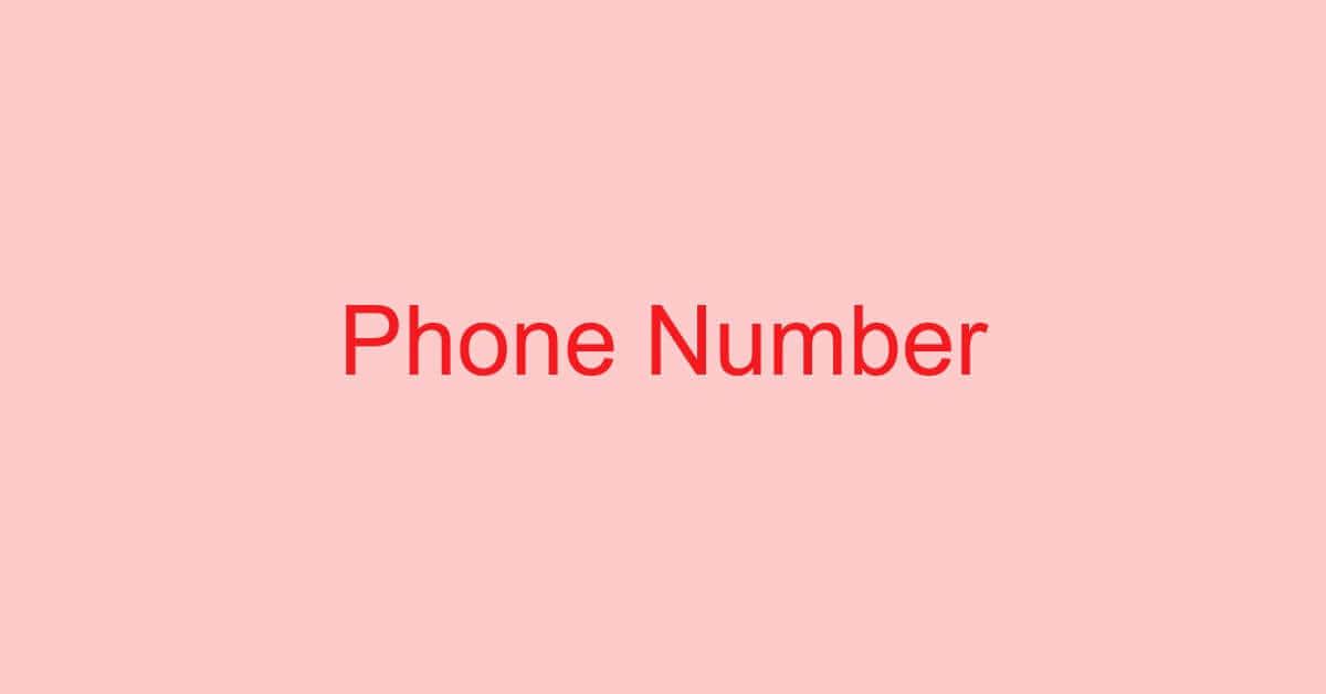 Gmailで登録する電話番号の様々な設定(なしで登録など)