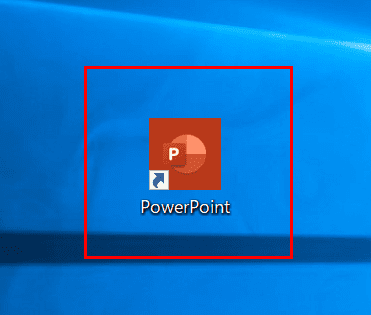パワーポイントのアイコン