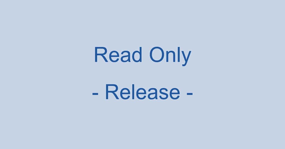 ワードの読み取り専用モードを解除する方法