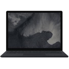Surface Laptop 2 ブラック