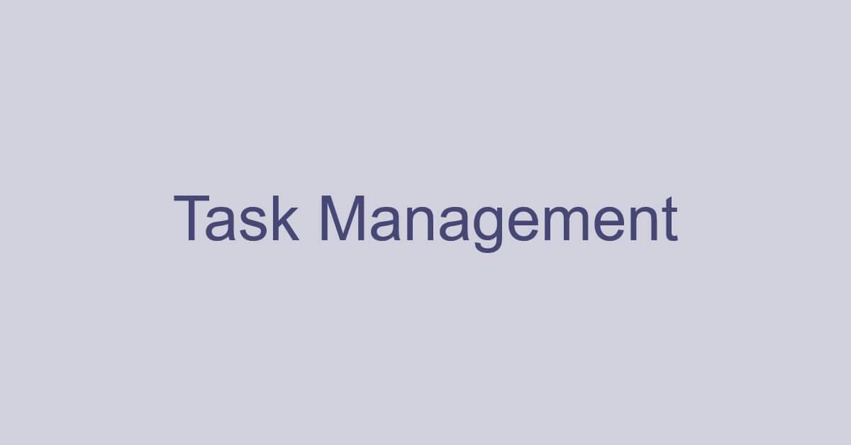 Teamsのタスク管理の使い方(個人でも使える?)
