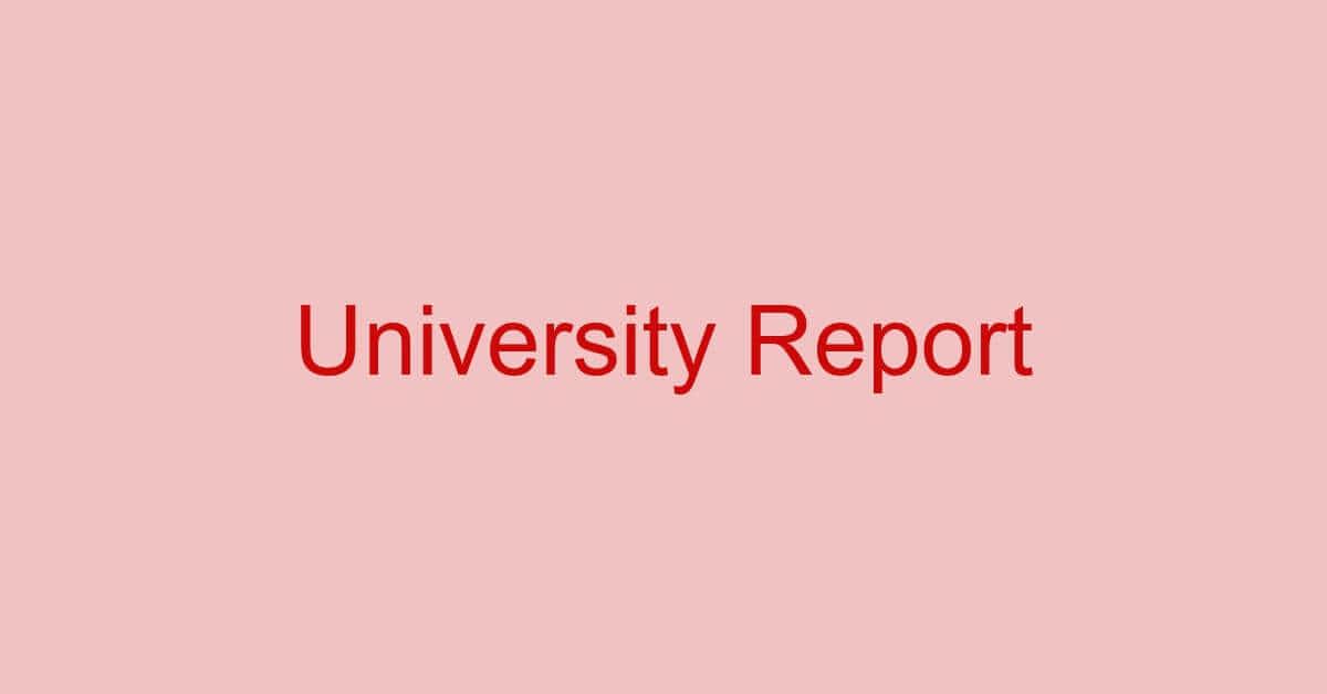 大学レポートの見本PDF(無料配布)とレポート作成の方法
