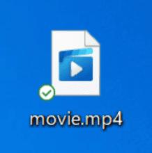 ビデオファイル作成