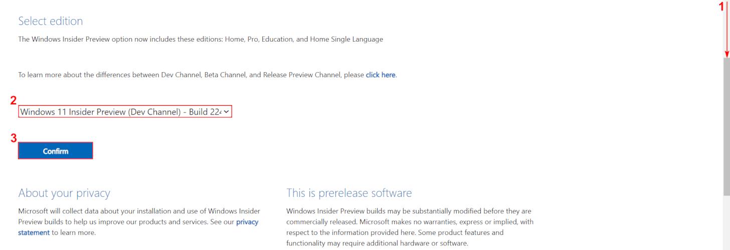 Windows 11の版を選択